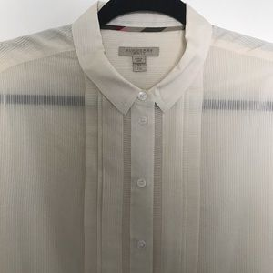Burberry Blouse excellent condition